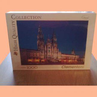 Legpuzzel Kathedraal Santiago de Compostela